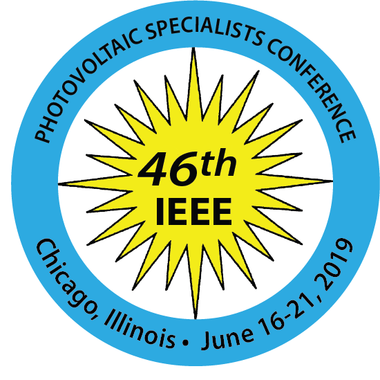 2019 IEEE PVSC-46 | Chicago, IL